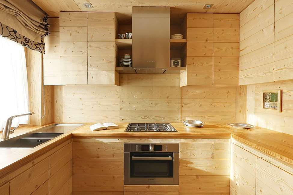 Ремонт деревянной квартиры своими руками фото