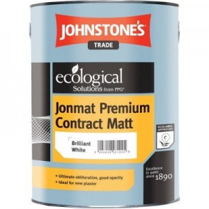 Johnstones Jonmat Premium Contract Matt интерьерная краска 10л