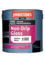 Johnstones Non Drip Gloss эмаль для дерева и металла 2,5л