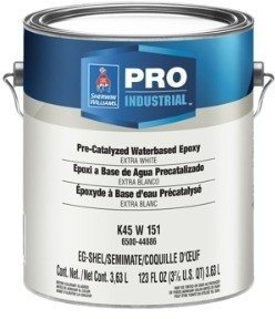 Sherwin Williams Pro Industrial Pre-Catalyzed Water Based смола 3,78л