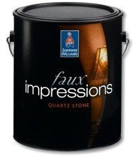 Sherwin Williams ​Faux Impressions Quartz Stone декоративное покрытие 3.78л