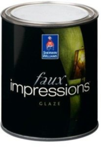 Sherwin Williams ​Faux Impressions покрытие с эффектом глазури 3.78л