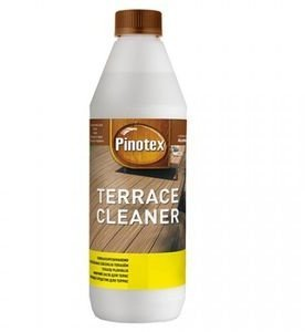 Pinotex Terrace Cleaner средство для очистки дерева 1л